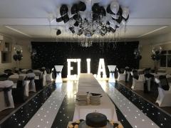 Ellas 18th party