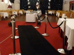 black-starlight-with-silver-poles-and-black-carpet-entrance